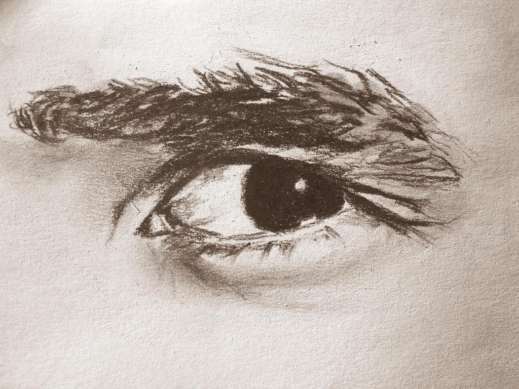 Eye By Atecortin On DeviantArt