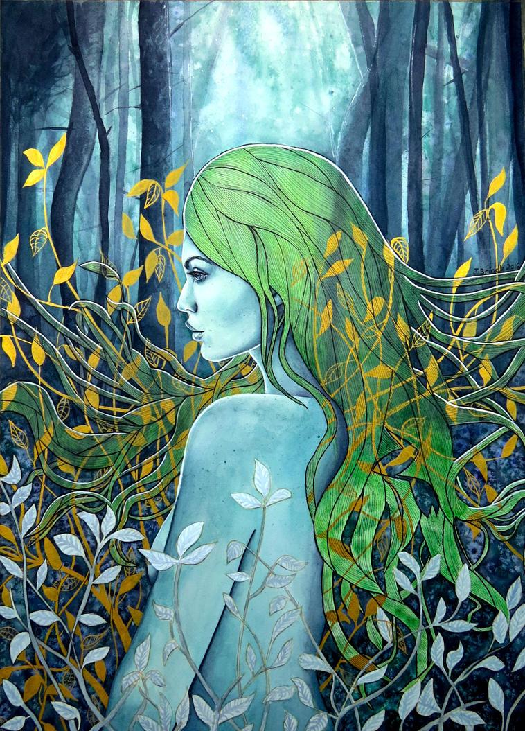 Nature Intertwined by jennife22