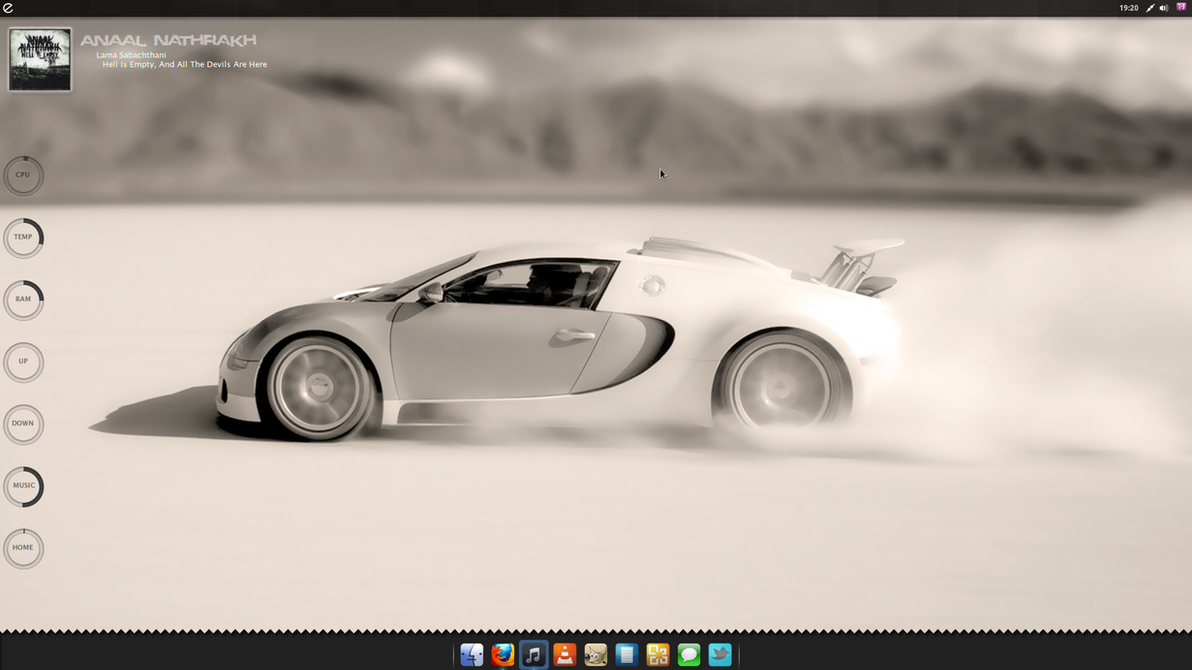 Cinnamon Bugatti by Dobbie03