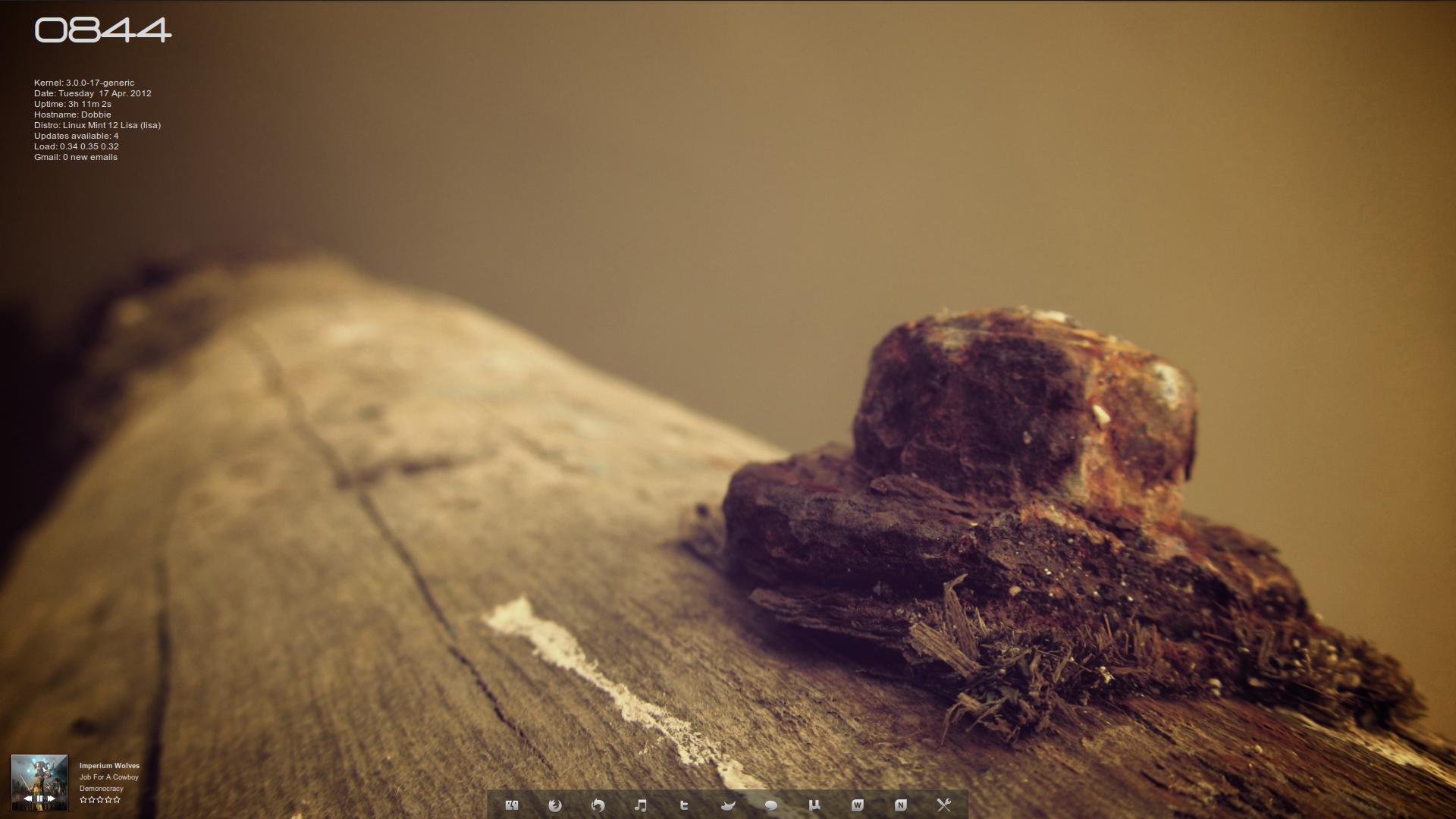 Rusty April by Dobbie03