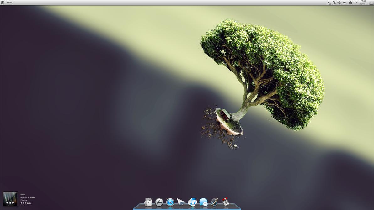 KDE April by Dobbie03