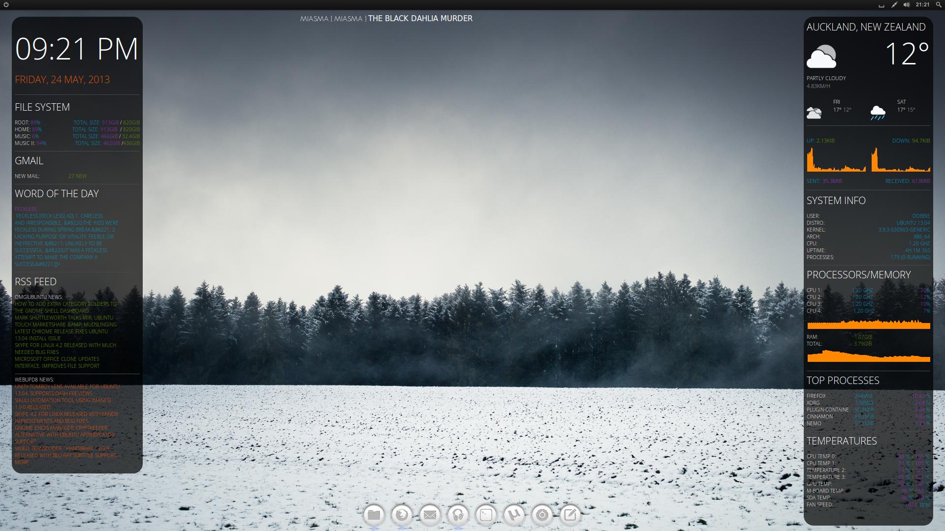 Snowy by Dobbie03