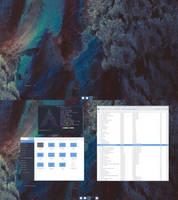 Arch Desktop by Dobbie03