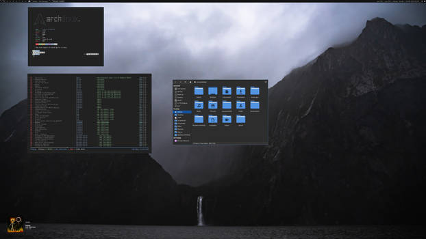 New PC, Same Ol' Setup