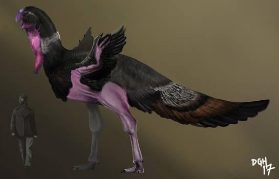 Gigantoraptor erlianensis (Updated)