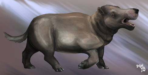 Andrewsarchus mongoliensis (Update)