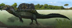 Spinosaurus eagypticus