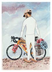 Morocco Cyclocross by YaZakaria