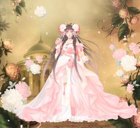 Flower Girl by Feynelis