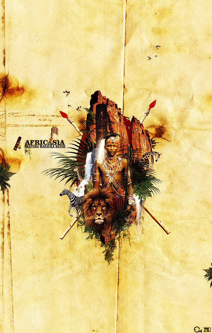 Africasia by ouwEnz