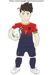 Shota-Damian soccer player by incestarte