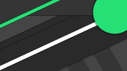 Dark Material Design Wallpaper #3 in 4k