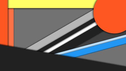 Material Design Wallpaper #6 in 4k!