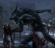 Werewolf 1 by Filipe-Pagliuso