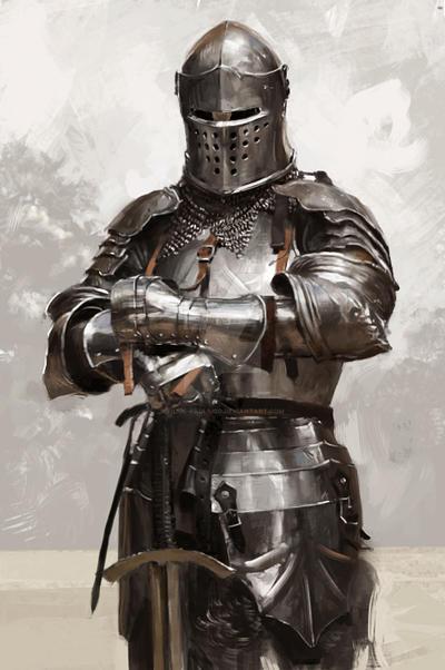 Armor Study by Filipe-Pagliuso