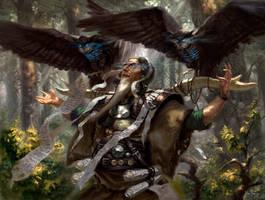 Owl Wizard by Filipe-Pagliuso
