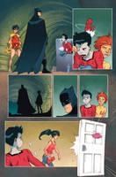 Teen Titans Year One 5.21 by JohnRauch