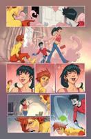 Teen Titans Year One 5.02 by JohnRauch