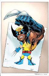 Wolverine by JohnRauch
