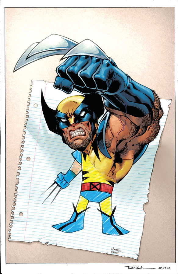 Wolverine by JohnRauch