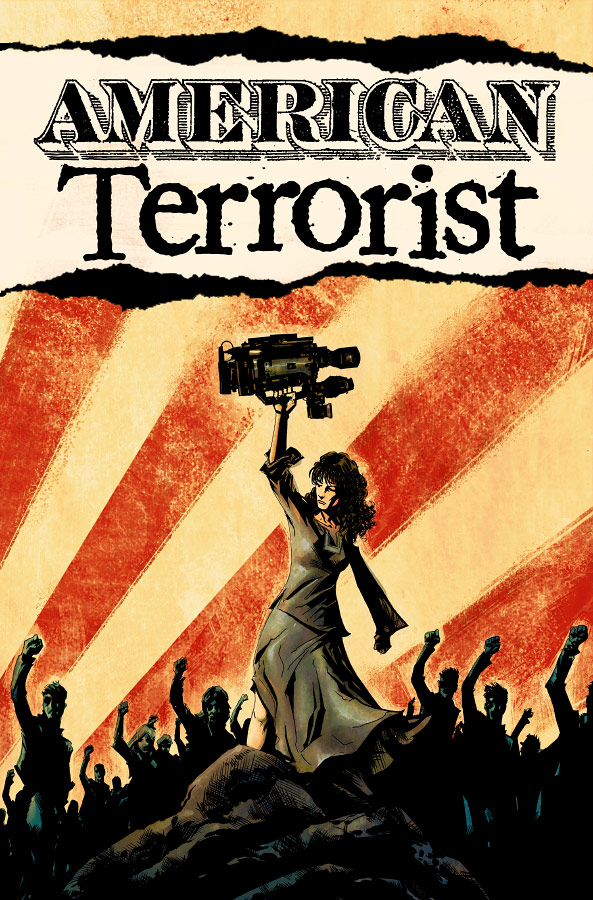 American Terrorist by JohnRauch