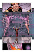 Mighty Avengers 36 p15 by JohnRauch