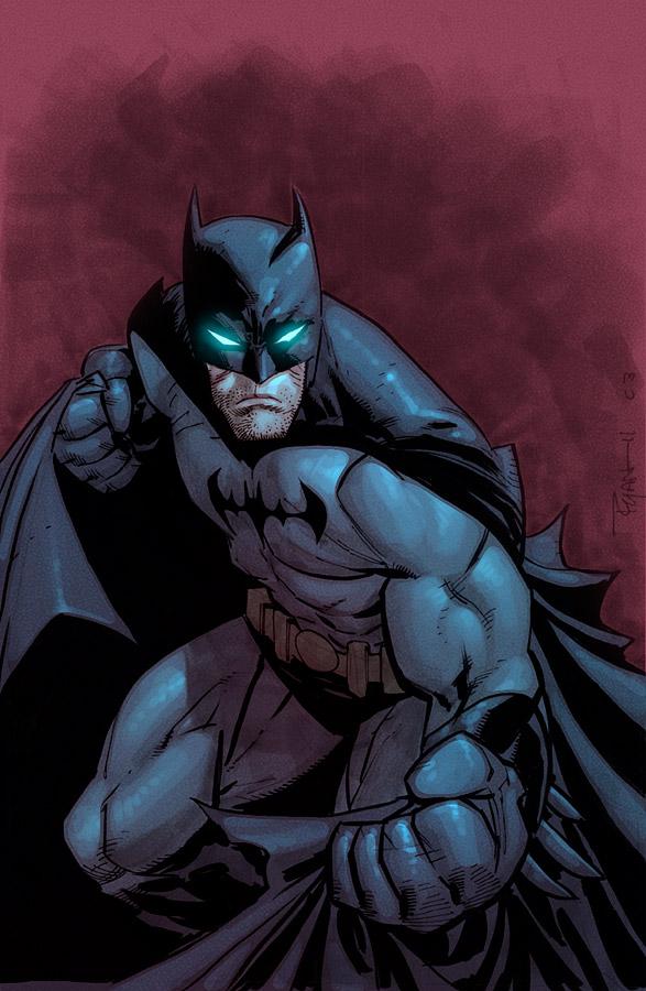 Wya's Batman by JohnRauch