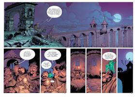 La Legende Doree p.14-15 by JohnRauch