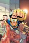 Invincible TPB 16 cover
