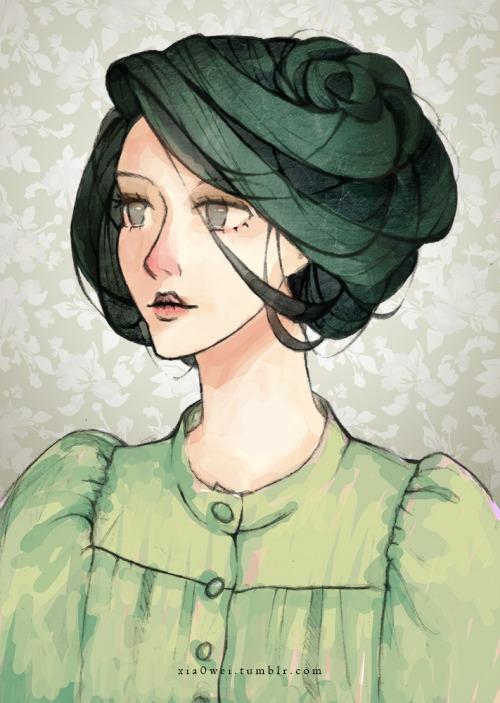 Elegant by wei-en