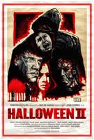 Halloween II Fan Poster by karthik82