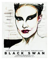 Black Swan - Natalie Portman by karthik82