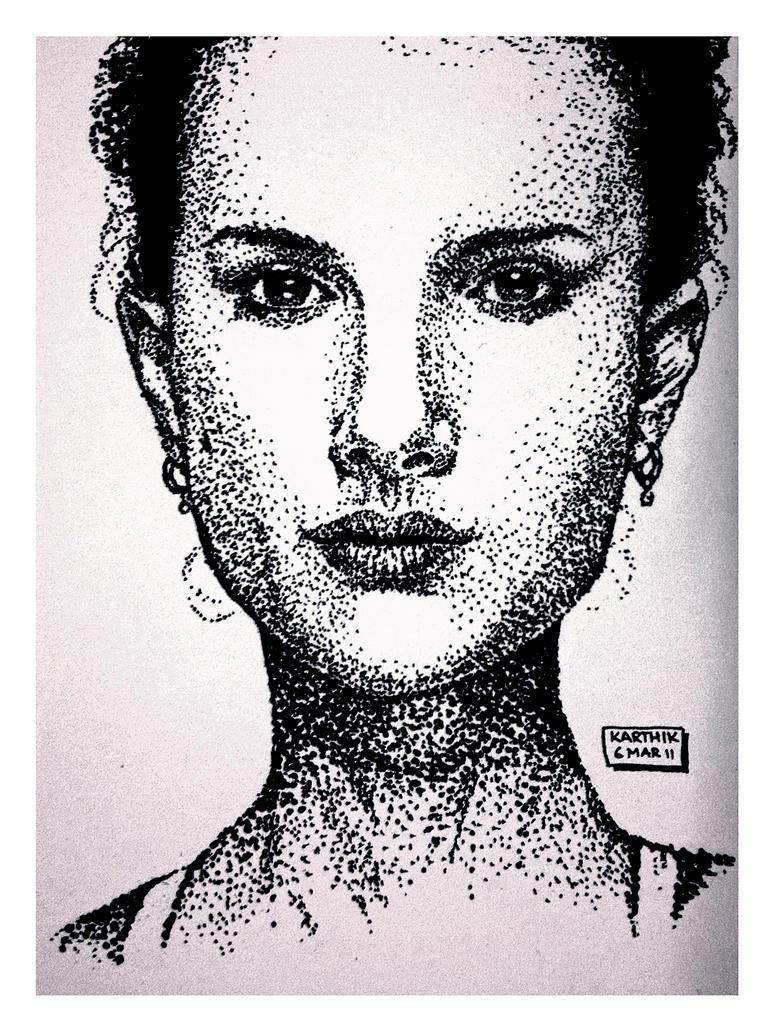 Natalie Portman by karthik82