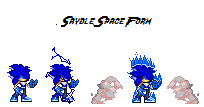 Sayble Space Form by Fusionburst