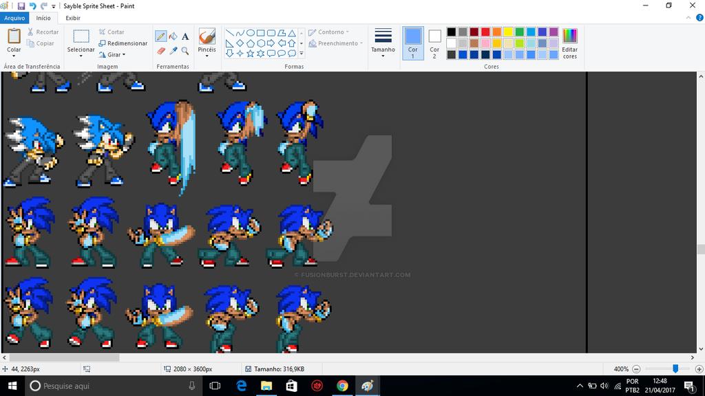 In progress by Fusionburst