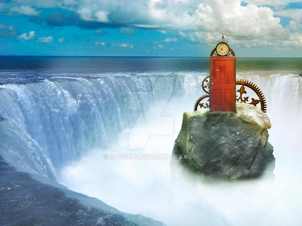 Porta Para Oportunidades by Borgezz