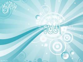 In the name of ALLAH by munawar-khel