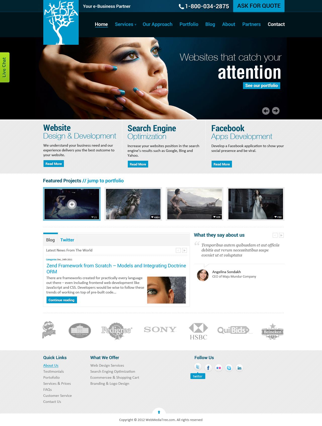 WebMediaTree.com version 2