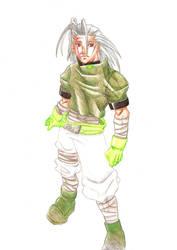 Personagem sem nome 05 by V-de-Vatapa