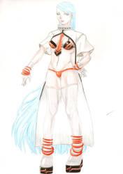 Personagem sem nome 06 by V-de-Vatapa