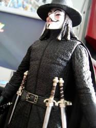 V For Vendetta by V-de-Vatapa