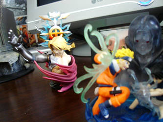 FMA e Naruto