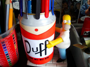 Homer Pen Can
