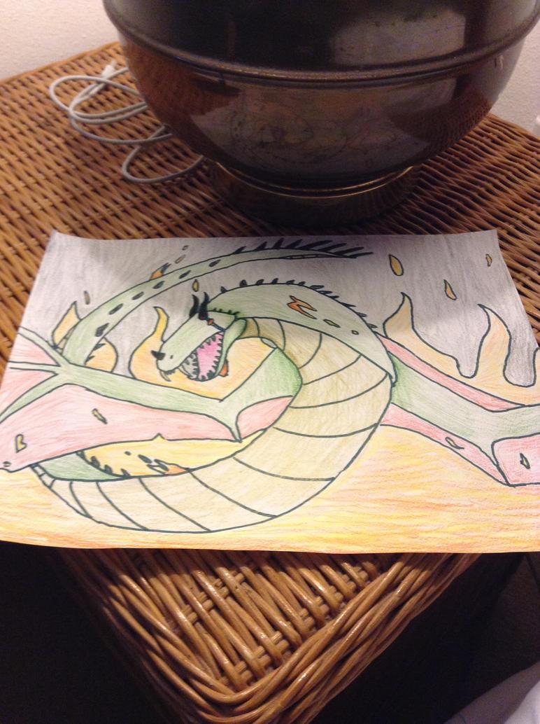 Big Dragon Boi by MrBuscheese