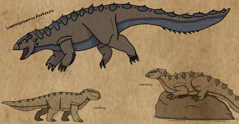 Liaoningosaurus - AoDI