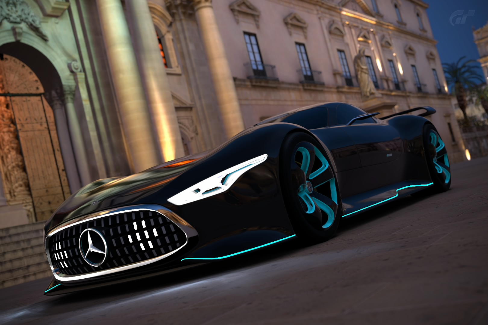 Mercedes benz amg vision gt racing series by llkll64 on for Mercedes benz amg vision gran turismo