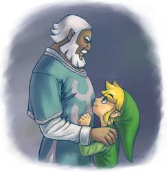 A King and a Hero by Makyui