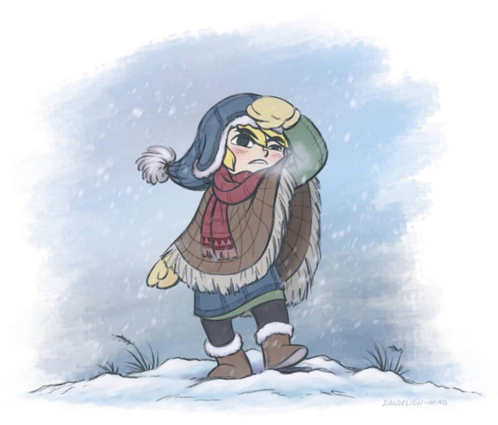 Snow by Makyui