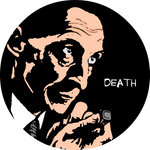 Death. SPN by AsphodelGray
