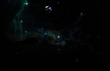 :: Lost In Space :: by OneNightInKaulitz